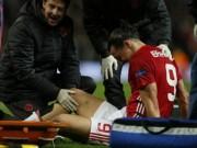 """Bóng đá - Chuyển nhượng MU: Ibra chấn thương, """"Quỷ đỏ"""" không gia hạn"""