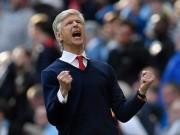 Bóng đá - Arsenal: Wenger thức thời, muộn còn hơn không