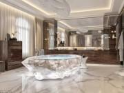 Biệt thự ở Dubai  lột sạch  tiền của giới siêu giàu