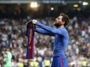 Diệt Real, phá Bernabeu: Messi vẫn chưa bằng Ronaldinho