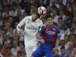 Chi tiết Real Madrid - Barcelona: Tuyệt vời Messi (KT)