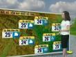 Dự báo thời tiết VTV 24/4: Nam Bộ tiếp tục có mưa dông