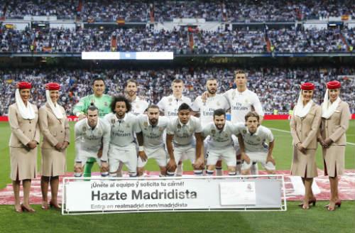 """Real thua đau Barca ở Bernabeu: """"Tội đồ"""" số 1 Zidane - 3"""