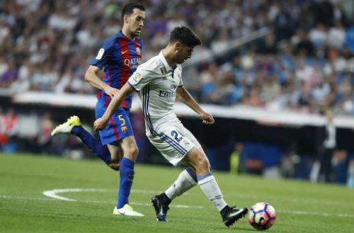 """Real thua đau Barca ở Bernabeu: """"Tội đồ"""" số 1 Zidane - 4"""