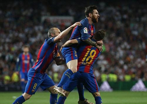La Liga trước vòng 34: Real Madrid sống trong sợ hãi - 1