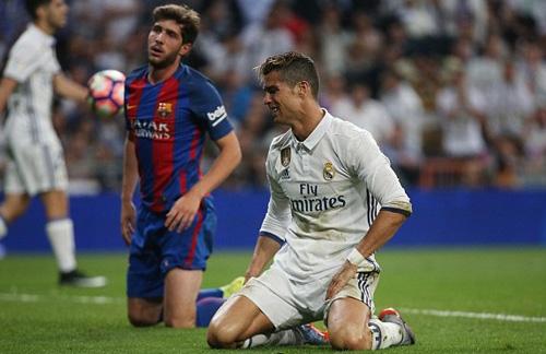 La Liga trước vòng 34: Real Madrid sống trong sợ hãi - 2