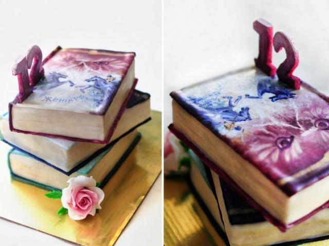 Những chiếc bánh đẹp mê mẩn, chỉ để nhìn chứ chẳng nỡ ăn