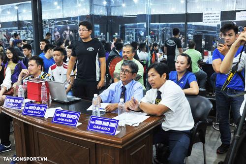 Cuộc thi Thể Hình Fitness dành cho HLV CLB Tân Sơn - 1