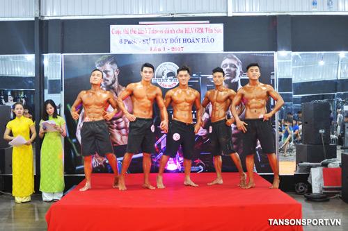 Cuộc thi Thể Hình Fitness dành cho HLV CLB Tân Sơn - 3