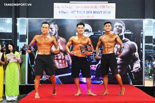 Cuộc thi Thể Hình Fitness dành cho HLV CLB Tân Sơn - 4