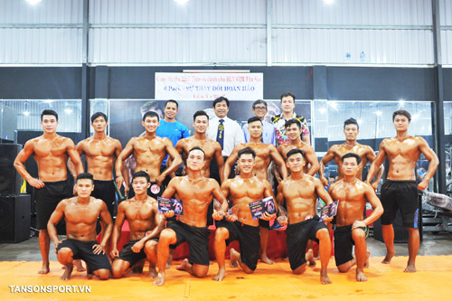 Cuộc thi Thể Hình Fitness dành cho HLV CLB Tân Sơn - 5