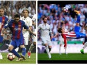 Phản khách vi chủ  hạ Real, Atletico phải học Barca