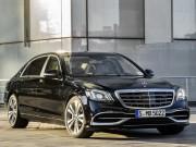Mercedes-Maybach S560 2018: Siêu sang cho số đông