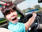 Tranh vui - Sự thật phía sau tay lái của chị em