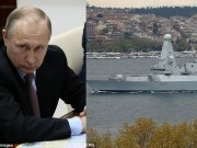 """Thế giới - Anh cử tàu chiến vào """"sân sau"""" của Nga, """"dằn mặt"""" Putin?"""