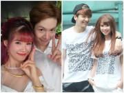 """Đồ đôi  """" cute lạc lối """"  của vợ chồng Khởi My - Kelvin Khánh"""