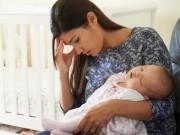 Góc đồ họa - Những dấu hiệu trầm cảm sau sinh không thể bỏ qua