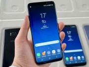 Samsung Galaxy S9 sẽ được tích hợp chip Snapdragon 845