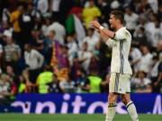 Real: Ronaldo  làm HLV , quát tháo 2 SAO kỳ cựu
