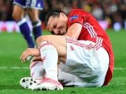 Chuyển nhượng MU: Ibra ngậm ngùi chia tay Old Trafford