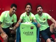 Neymar  nịnh đầm  Messi khiến MU mơ hão huyền