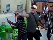 An ninh Xã hội - Truy bắt nhóm giang hồ đập phá quán kem ở trung tâm Sài Gòn