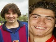 """Top 10 SAO  """" dậy thì thành công """" : Choáng với Messi, Ronaldo"""