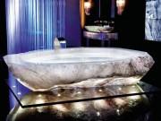 Tài chính - Bất động sản - Bồn tắm đá quý đắt nhất hành tinh của giới siêu giàu trông như thế nào?