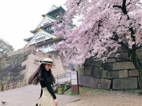 Cô gái Đà Nẵng đi du lịch Nhật Bản 10 ngày hết 40 triệu đồng - 3
