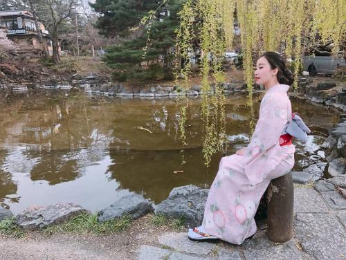 Cô gái Đà Nẵng đi du lịch Nhật Bản 10 ngày hết 40 triệu đồng - 4