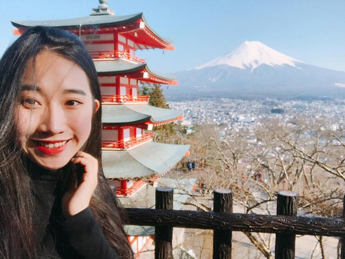 Cô gái Đà Nẵng đi du lịch Nhật Bản 10 ngày hết 40 triệu đồng - 5
