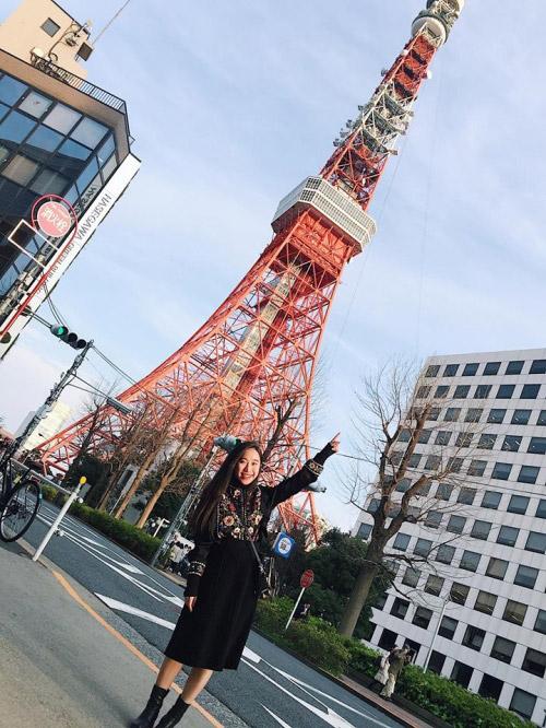 Cô gái Đà Nẵng đi du lịch Nhật Bản 10 ngày hết 40 triệu đồng - 7