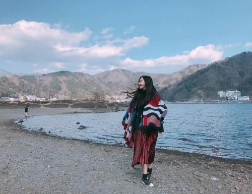 Cô gái Đà Nẵng đi du lịch Nhật Bản 10 ngày hết 40 triệu đồng - 6
