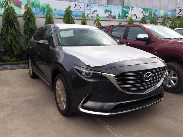 Mazda CX-9 2017 chào giá tối đa 2,3 tỷ đồng ở TP.HCM - 1