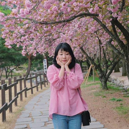 Giới trẻ Việt vi vu khắp thế giới chụp ảnh với hoa anh đào - 8