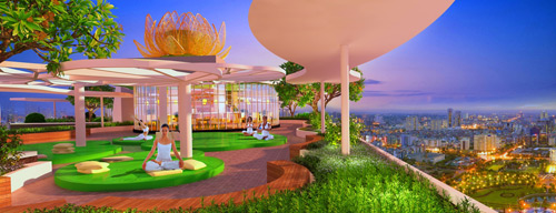 Hàng loạt dự án bất động sản bùng nổ tại khu Tây Sài Gòn - 3