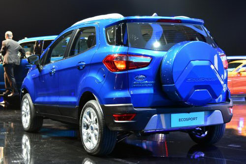Chiêm ngưỡng Ford EcoSport 2017 sắp về Việt Nam - 2