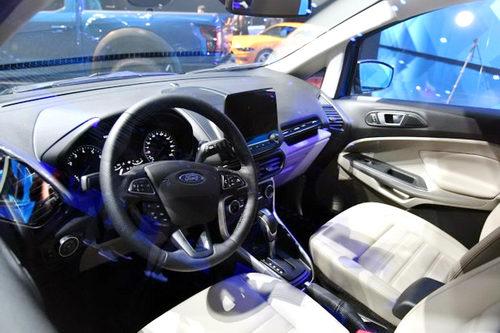 Chiêm ngưỡng Ford EcoSport 2017 sắp về Việt Nam - 3