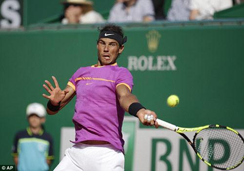 Nadal - Silva: Ngã quỵ quá nhanh (V2 Barcelona Open)