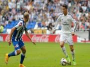 Deportivo - Real Madrid: Ronaldo nổi điên, Real trút giận
