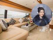 Đời sống Showbiz - Có gì bên trong du thuyền triệu USD của Lý Nhã Kỳ?