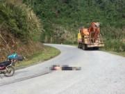 Tin tức trong ngày - Phượt thủ người nước ngoài bị xe tải cán tử vong