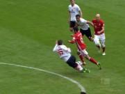 """Bóng đá - Bàn thắng đẹp V30 Bundesliga: """"Người dơi"""" nhảy múa"""