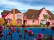 Tài chính - Bất động sản - Thì ra nhà màu hồng của búp bê Barbie là có thật!