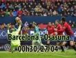"Barcelona - Osasuna: Messi chờ  "" nuốt chửng ""  tý hon"