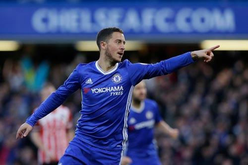 Eden Hazard thừa nhận sẽ tới Real để giành Quả bóng vàng - 1