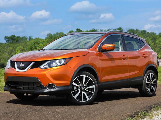Nissan Rogue Sport 2017 có giá từ 509 triệu đồng