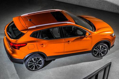 Nissan Rogue Sport 2017 có giá từ 509 triệu đồng - 3