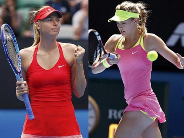 Mỹ nhân tennis ghét nhau: Từ thần tượng đến
