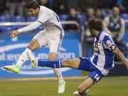 Chi tiết Deportivo - Real Madrid: Tiệc bàn thắng hấp dẫn (KT)